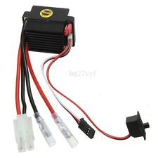 HSP 320A Brushed Brush Motor Speed Controler ESC For 1/10 1/12 RC Truck Car Boat