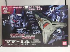 Bandai 1/55 MACROSS VALKYRIE VF-1A Hikaru Ichijo Super Valkyrie ROBOTECH rare