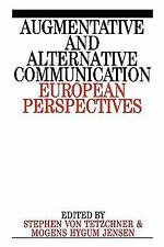 Exc Business and Economy (Whurr): Augumentative and Alternative Communication...
