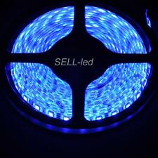 5M 5050 SMD BLUE IP65 Waterproof 300 LED Strip 300 LED Light Flexible 60led/M