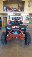 POLARIS RZR CURVED LED LIGHT BAR COMPLETE KIT XP1000 ALL & 2015 UP RZR 900 ALL
