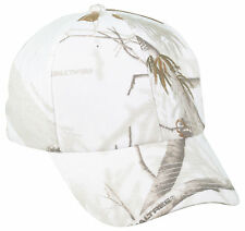 CAP - REALTREE APS® SNOW CAMO WINTER HUNTING HAT 350-105
