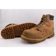 Dickies Raider ST Men US 12 Tan Steel Toe Work Boot Pre Owned  1753