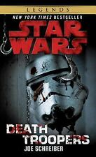 Star Wars - Legends: Death Troopers by Joe Schreiber (2010, Paperback)