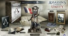 Assassin's Creed Unity Guillotine Collector's Edition Arno Statue 41 cm defect p