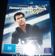 James Bond 007 Tomorrow Never Dies (Australia Region B) Blu-Ray NEW