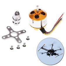 A2212 2700KV Brushless Outrunner Motor Pour RC Quadcopter X525 Aircraft Avion EH