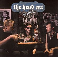 The Head Cat Fool's Paradise CD Lemmy (MotorHead) Slim Jim (Stray Cats)Danny B.H