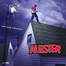 Last Stop Suburbia, Allister, Good  (CD, 2002, Drive-Thru Records)  3A