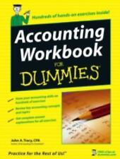 Accounting Workbook For Dummies (For Dummies (Business & Personal Finance))