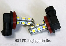 aftermarket LED H8 White LED Fog Light Bulb fit on 2014 2015 KIA Soul