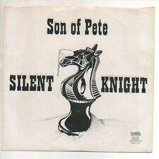 SON OF PETE 45 RPM Record w/Pix Slv SILENT KNIGHT / DISCO PARTY PART 2 Mint Disc