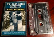 Golden Hits by The Glenn Miller Orchestra Cassette