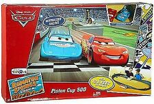 Disney Pixar's Cars - Piston Cup 500 Track Set with 2 Cars NEW SEALED