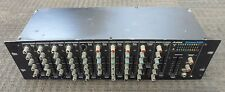 ALESIS 12-CHANNEL RACK MIXER STUDIO 12R