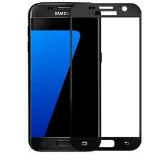 3D Curved Glasfolie für Samsung Galaxy S7 Panzerglas FULL SCREEN Glas Folie