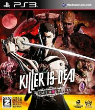 New PS3 Killer Is Dead Premium Edition Cero Rating Z