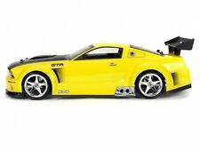 17504 FORD MUSTANG GT-R CLEAR BODY (200mm/WB255mm) (Traxxas Associated Losi HPI)