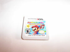 Mario Party Island Tour (Nintendo 3DS) XL 2DS Game
