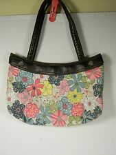 Thirty One Suite Skirt Shoulder Bag Tote Purse Spirit Floral Fitted Skirt Cover