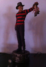 Statue Freddy Krueger Premium Format Sideshow 1/4 Comme Neuf