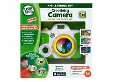 NEW LEAP FROG CREATIVITY CAMERA PROTECTIVE CASE & APP