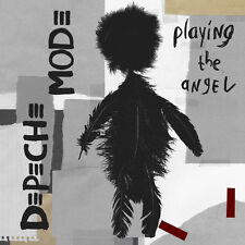 CD Depeche Mode / Playing the Angel – Rock Album 2005