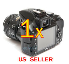 1x Nikon Digital SLR D3300 Camera LCD Screen Protector Cover Guard Shield F