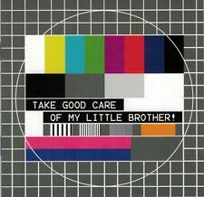 TAKE GOOD CARE OF MY LITTLE BROTHER Sampler CD (2006) German Punkrock
