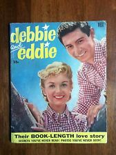 DEBBIE REYNOLDS AND EDDIE FISHER Book Length Love Story 1956 Great Photos L@@K!