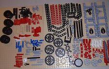 200 pcs. LEGO Technic Mindstorms Bevel Gears Pegs Connectors Parts Pieces  EV3