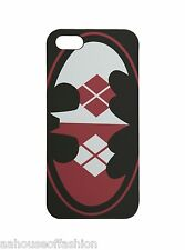 DC Comics Harley Quinn Batman Logo iPhone 5 Phone Case Cover Hardshell Case New