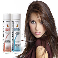 Sulfate free shampoo & Conditioner  for keratin hair treatment and colored hair