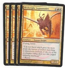 Magic the Gathering 112 Skyknight Legionnaire Arena League Promo Foil Playset(4)