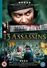 13 ASSASSINS - DVD - REGION 2 UK