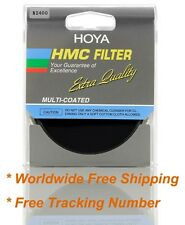 Hoya 77mm new ND 400 NDX400 Neutral Density Filter genuine new hmc multi coated