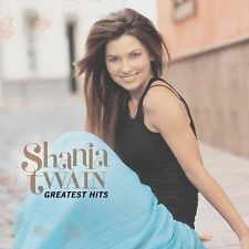 Shania Twain - Greatest Hits [CD New] 2004  21 Tracks Brand New!