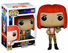 Funko POP The Fifth Element #190 Leeloo w/ Multipass Vinyl Figure NEW