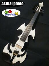 Best model crazy -1 SONG art streamline 5string 4/4 electric violin,solid wood