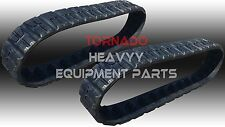 TORO DINGO RUBBER TRACK TX413 TX450 TX425 TX427 TX520 (NARROW TRACK) - SET OF 2