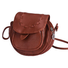 New Women Girl Pu Leather Mini Small Adjustable Shoulder Bag Handbag Lovely Cute