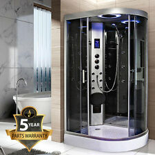 Insignia GT9002 Left Mirror Finish Hydro Shower Enclosure 1200 x 800 All In One