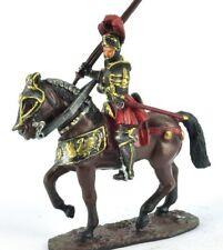 Del Prado Lead soldiers figure 1/32 cavalry Knight Medieval French Gendarme 1525