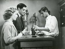 ANTHONY PERKINS JANET LEIGH ALFRED HITCHCOCK PSYCHO  1960 VINTAGE PHOTO R70 #1