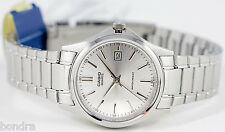 Casio LTP1183A-7AD Ladies Silver Analog Watch Steel Band Date Display New