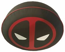 "SpareCover® Brawny Series - DeadPool 30"" Heavy Denim Vinyl Tire Cover"