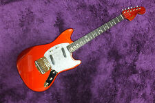 New Fender Japan Mustang Classic 70s Candy Red serial w/Gig Bag 170223