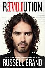 REVOLUTION BY RUSSELL BRAND (LARGE PAPERBACK), NEW, FREE SHIPPING