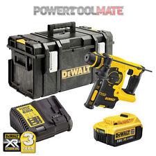DeWalt DCH253M1 Rotary Hammer Drill w/ 4Ah Battery, Charger & Toughsystem Case