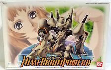 ANIME : HIMEBRAIN POWERD MODEL KIT MADE BY BAN DAI IN 1998